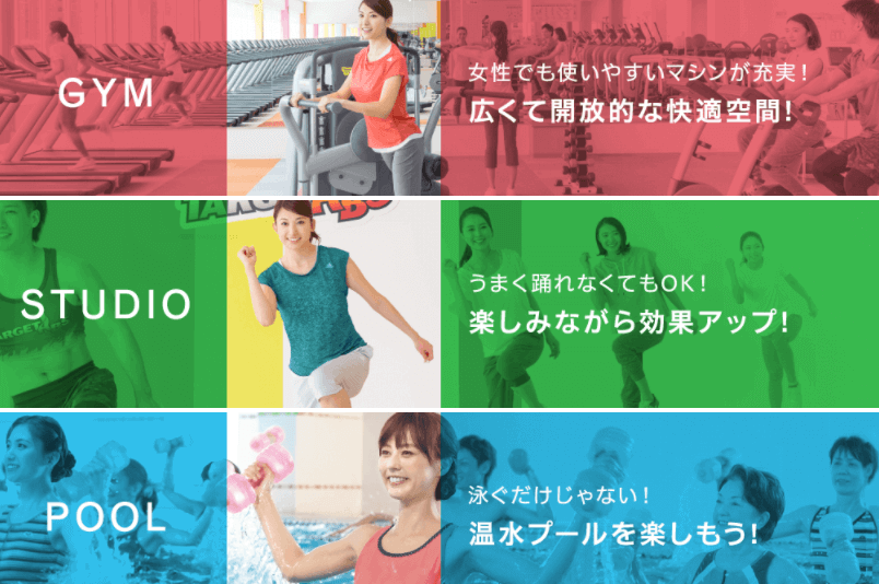 ホリデイスポーツクラブ大和高田店の画像3